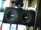 "CERWIN VEGA Car Speakers/Speaker System 12"" SUBWOOFER"